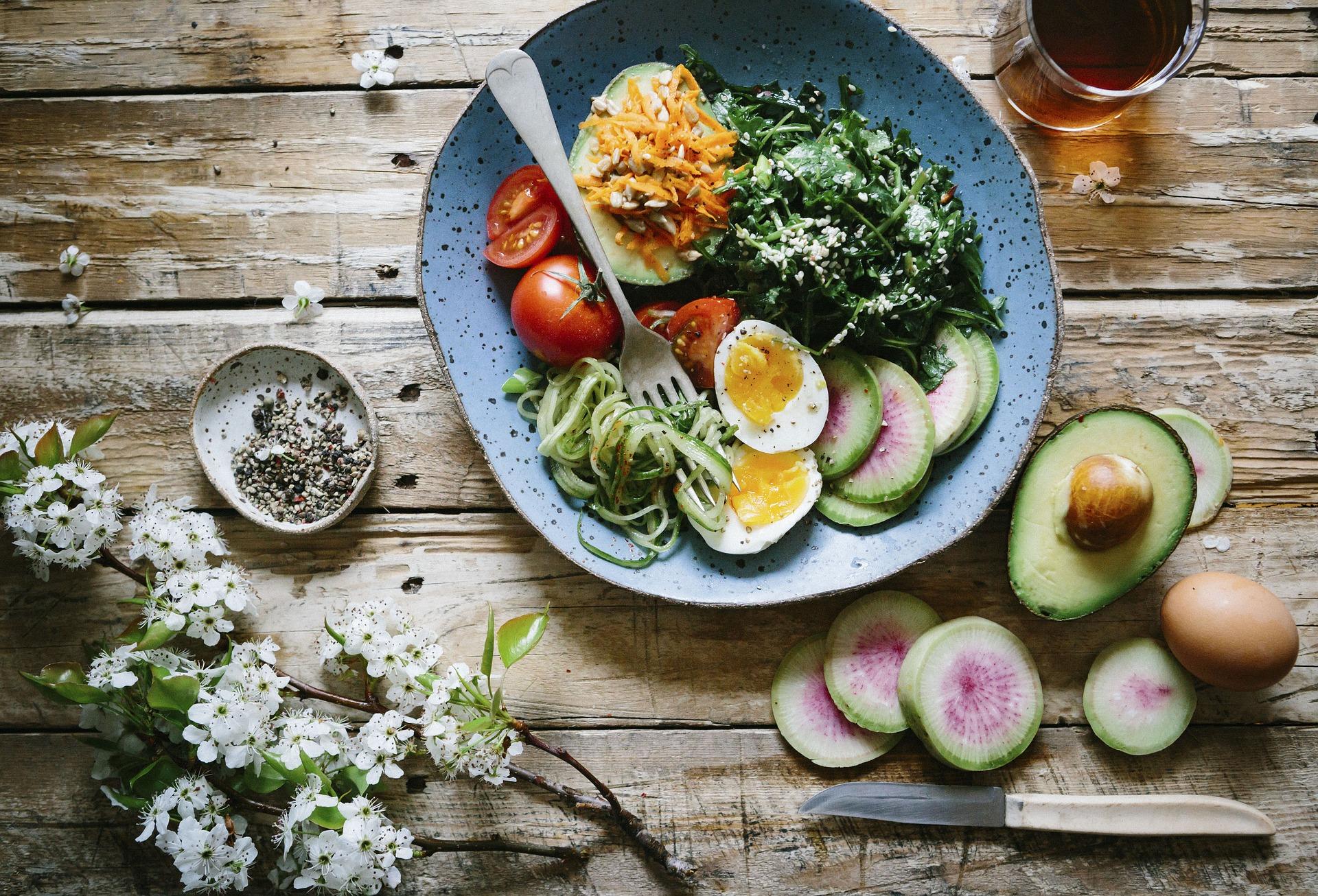 Nutrition et diététique : santé et bien-être sans régime